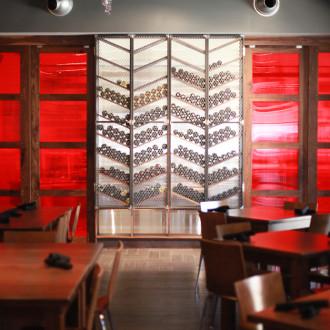 eatery-a-wine-bottle-storage-sliding-doors-ingersoll-des-moines