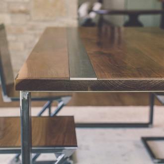 walnut-table-top-raw-steel-stripe