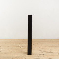 3-Inch Square Steel Table Leg